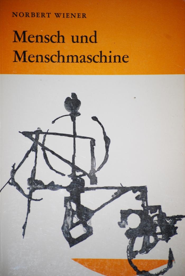 """Norbert Wiener, Mathematiker und """"Vater der Kybernetik"""""""