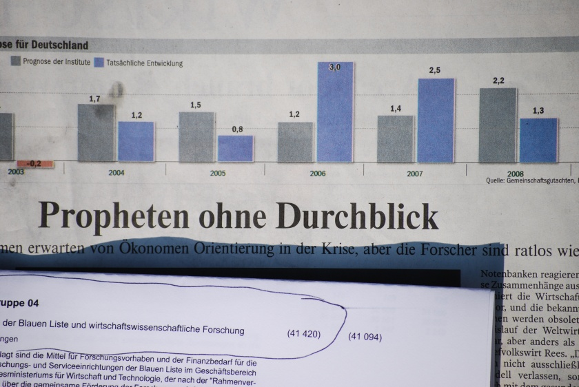 41 Millionen Euro Staatsknete für die Propheten ohne Durchblick