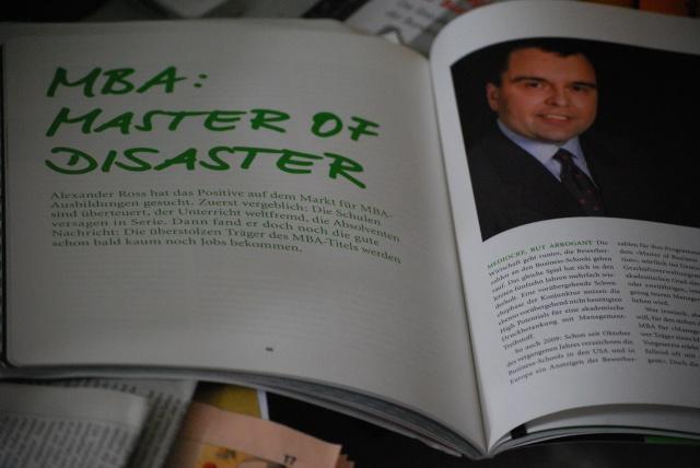 Management-Experte Alexander Ross