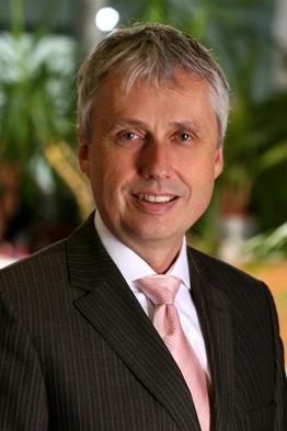 Harvey Nash-Deutschlandchef Udo Nadolski