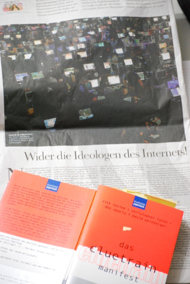 Stoppschild-Rhetoriker versus Internet-Freigeister