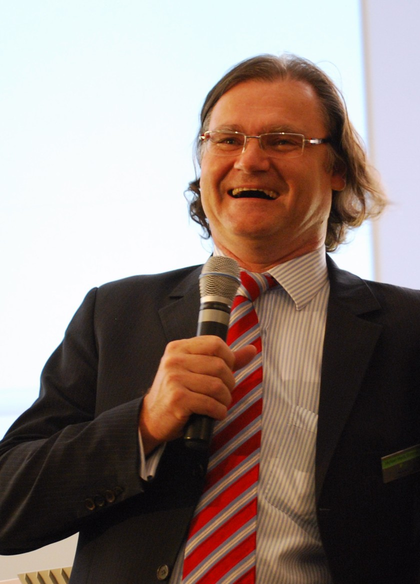 Bommer-Rede auf der Conversations in München