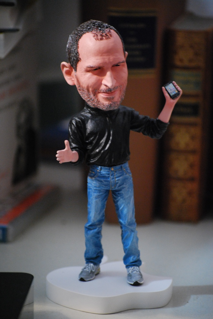 Steve Jobs Actionfigur
