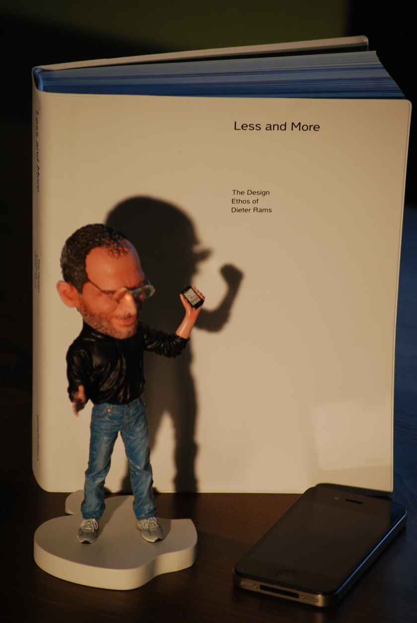 Less and more Steve Jobs 003