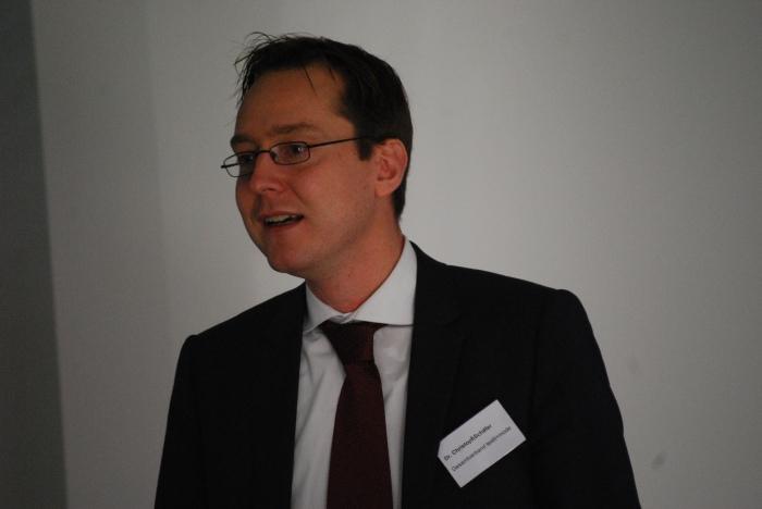 Textil-Lobbyist Christoph Schäfer
