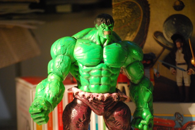 Der Hulk des Tages geht an VG Media