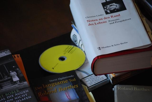 Roland Barthes und Lou Reed