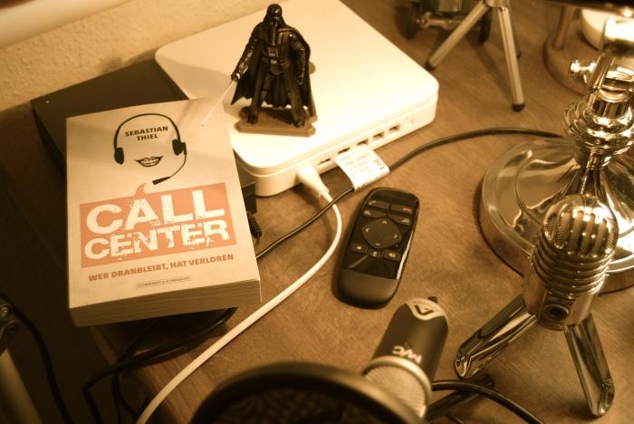 Wer dranbleibt, hat verloren - Konfuzius über Call Center