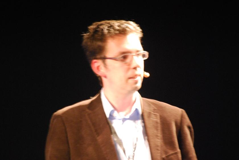 Crowdfunding-Buchpionier Dirk von Gehlen