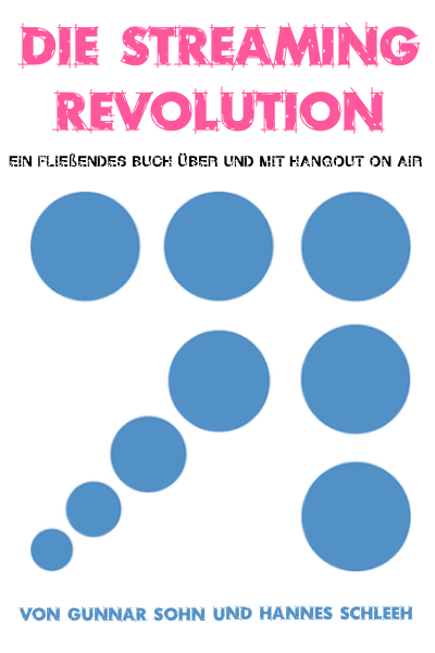 Buch-Titel Streaming Revolution