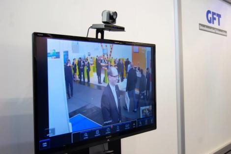 Videokommunikation Mittelstand