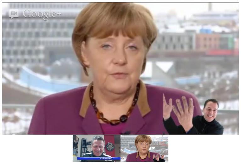Merkel-Hangout-Mashup 2