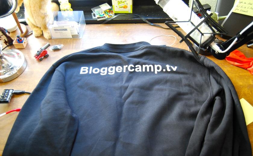 Thema für Bloggercamp.tv