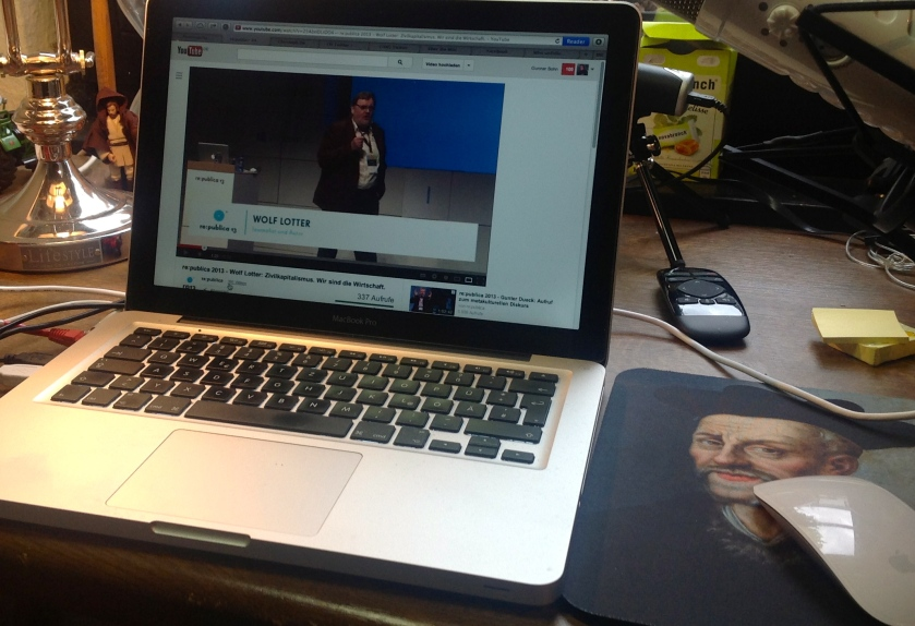 Hangout-Interviews geplant