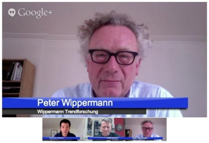 Smart Service Talk mit Professor Wippermann