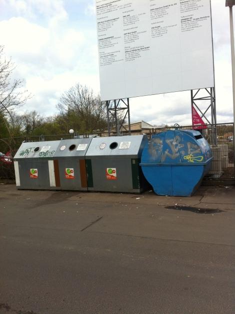 Verbrennung statt Recycling?