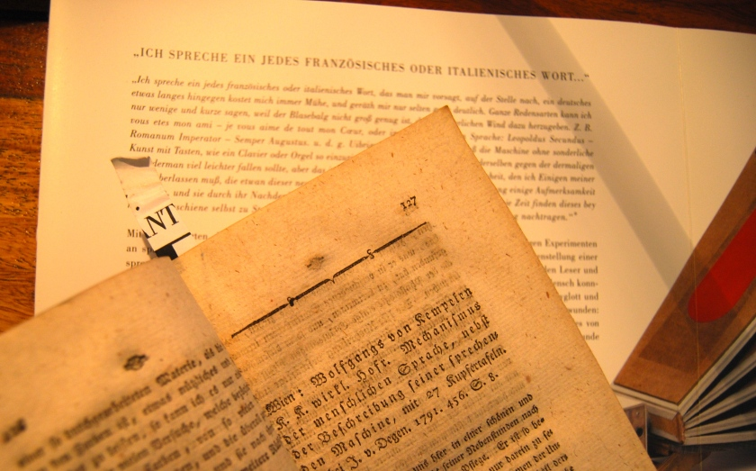 Forschung im 18. Jahrhundert