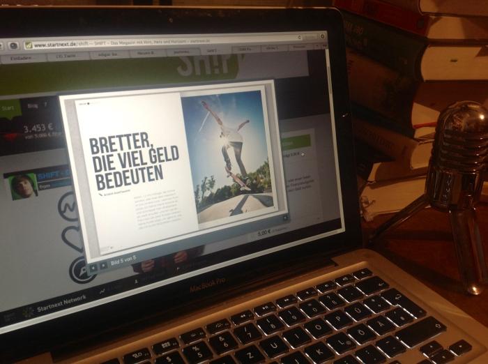 "Bonner Projekt ""Shift"""