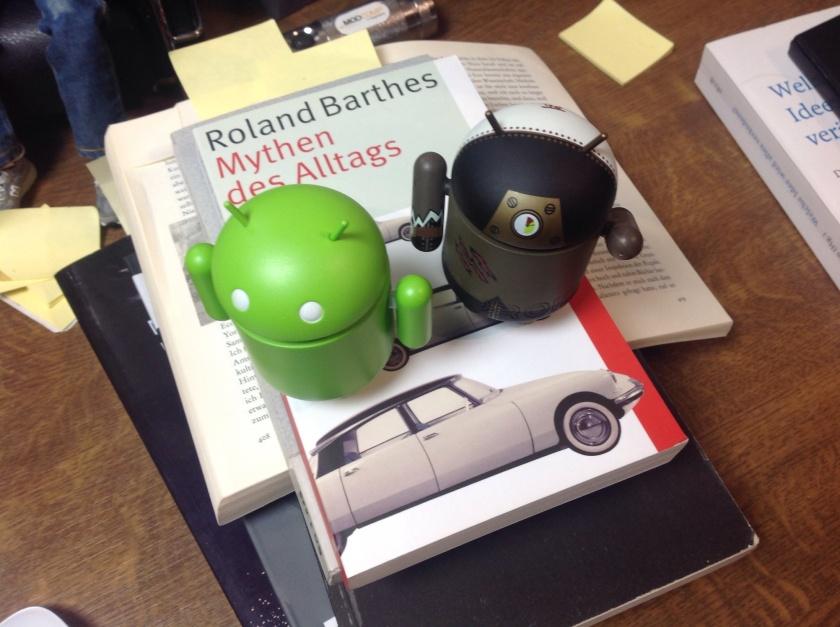Androiden erobern nicht nur Autos, sondern Kühlschränke, Waschmaschinen - und das ist kein Mythos.