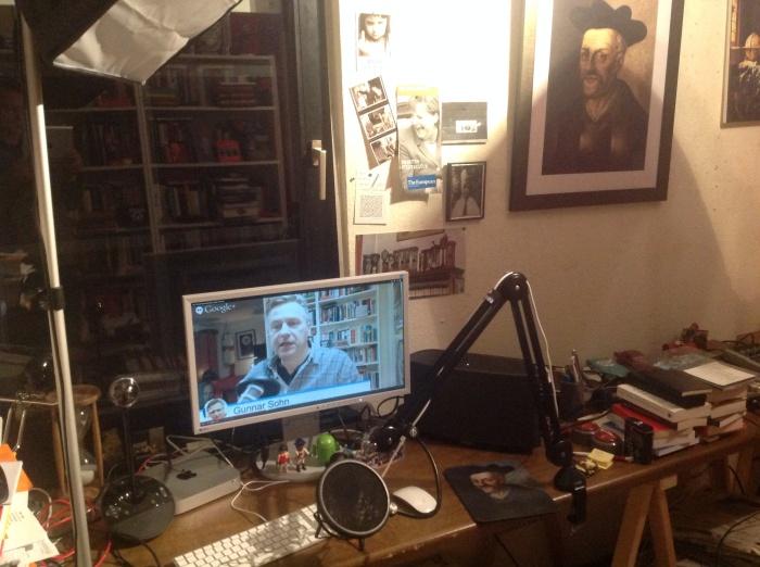 Livestreaming-Studio für kleines Geld