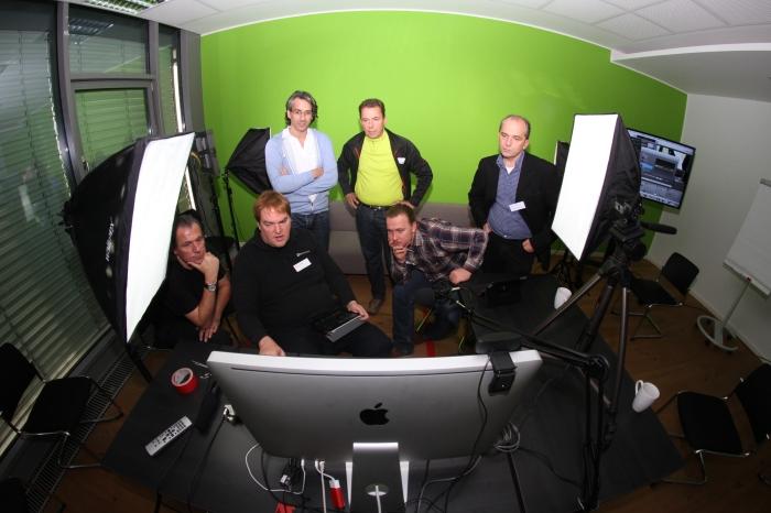Livestreaming-Workshop