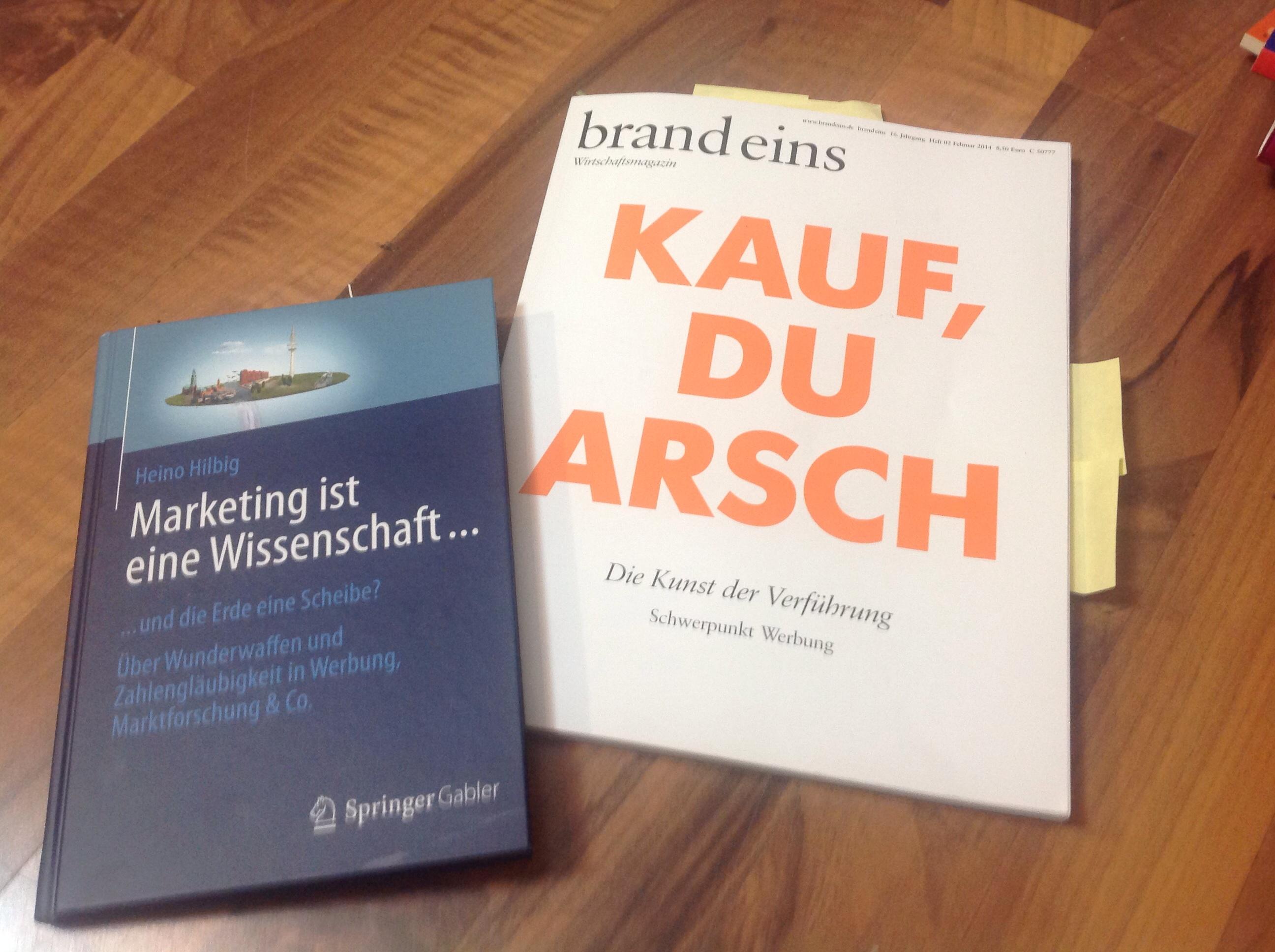 Malen nach Zahlen: Über Management-Imponiergehabe und Marketing ...