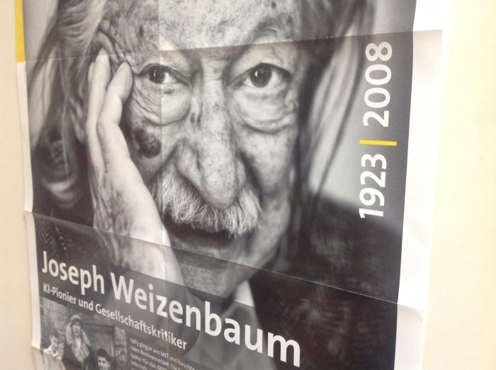 KI-Pionier Joseph Weizenbaum