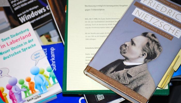 Das Nietzsche-Rätsel