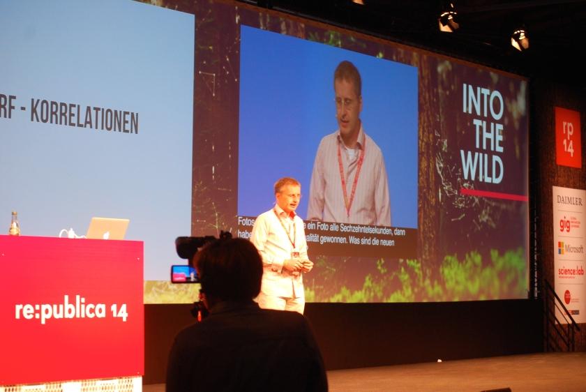 Auch der Republica-Redner Mayer-Schönberger präsentierte keine Big Data-Rechenmodelle