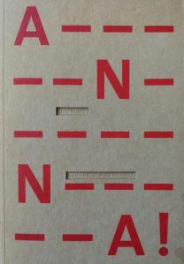 Publikation des zu Klampen Verlags 2000 - mit vielen Anna Blumen darin...