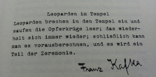 Kafkas Leoparden IV