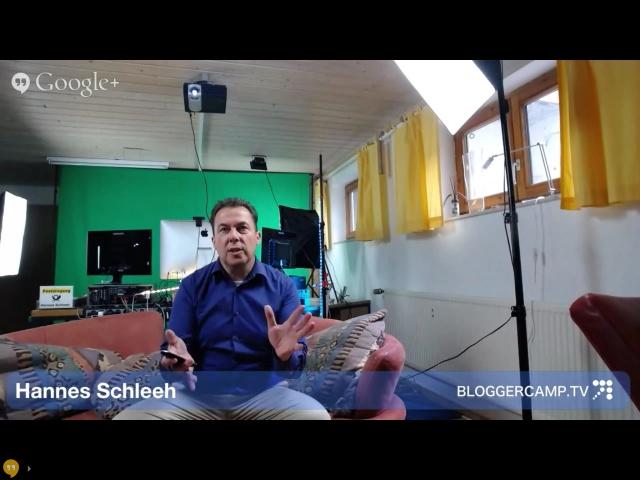 Heimstudio von Hannes Schleeh