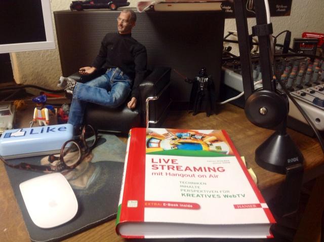 Livestreaming-Buch