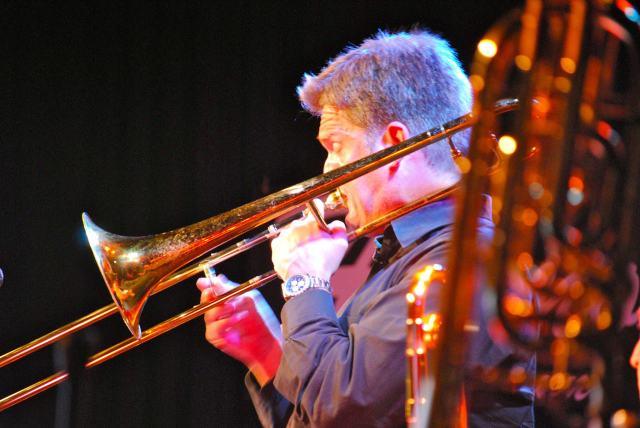 Bonner Jazz Orchester in der Harmonie