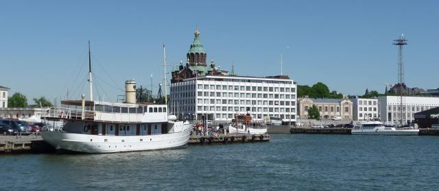 Helsinki, die Hauptstadt Finnlands, ist weit entfernt... © Wolfgang Schiffer