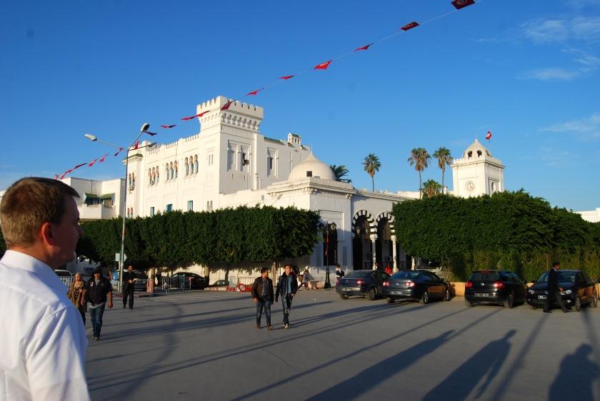 Politische Aufbruchstimmung in Tunesien