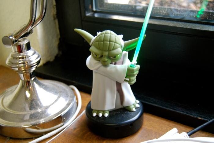Meister Yoda statt Samwer