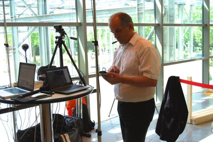 Echtzeit-Livekommunikation mit Kai Rüsberg