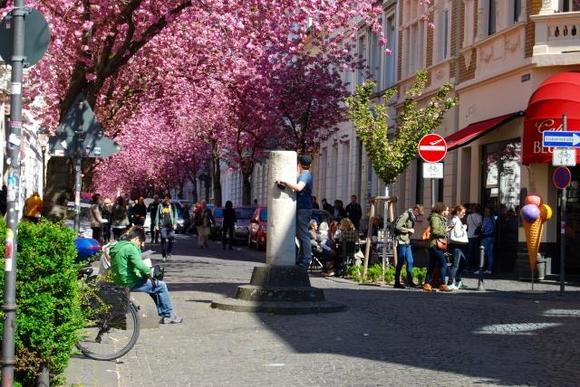 Man sieht sich in Bonn.
