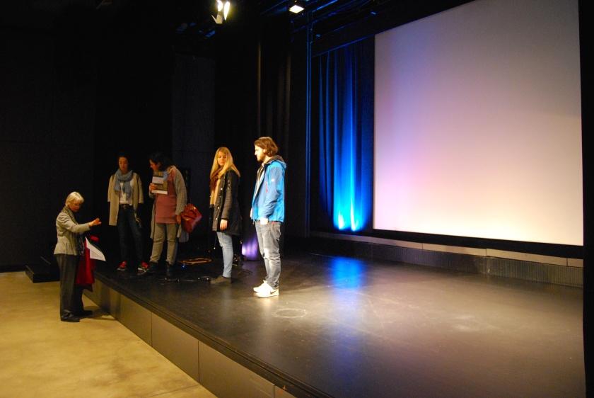 Bühne frei für die #NEO15