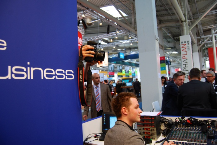 Cebit-Preview auf der Next Economy Open
