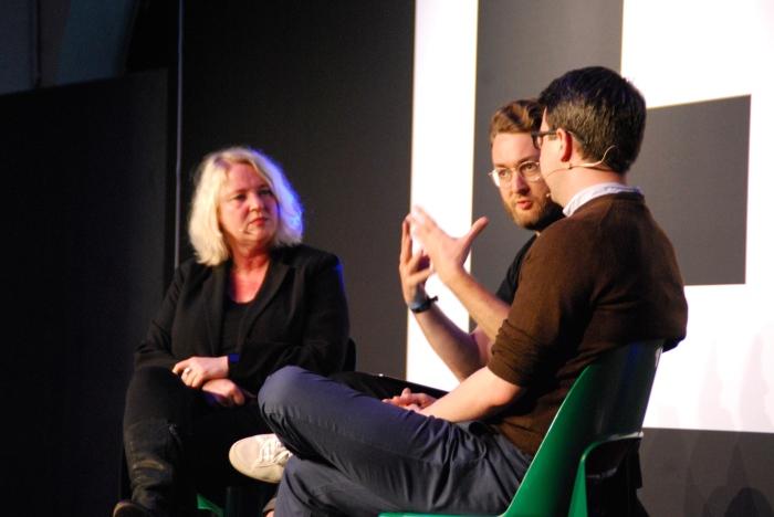 rpTEN-Debatte über Big Data und Arbeitnehmer