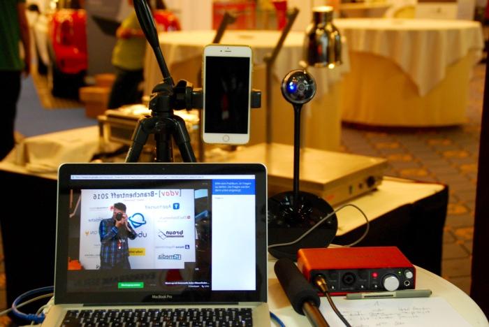 SocialTV Studio in Berlin