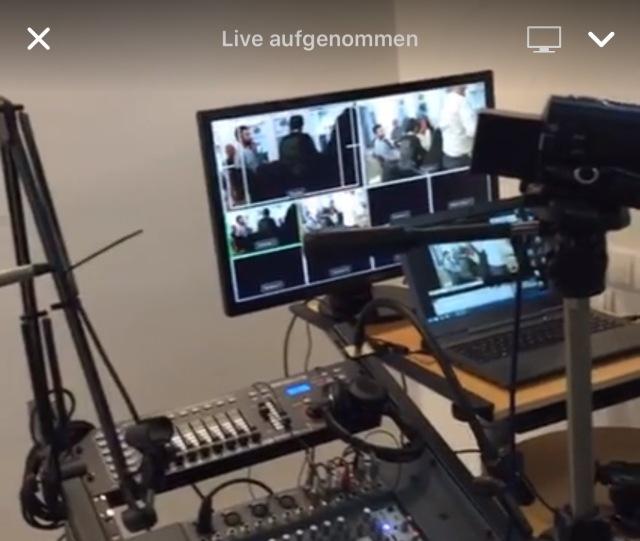 Technik von Steve Paine im Coworking Bonn - da geht mein Herz auf :-)