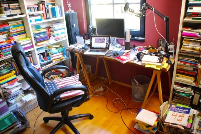 Kleinraum-Büro