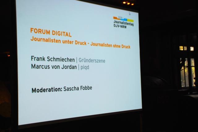 Journalistentag NRW