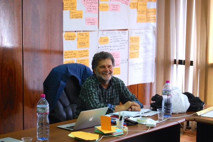 Der frühere Spiegel-Auslandskorrespondent Walter Tauber