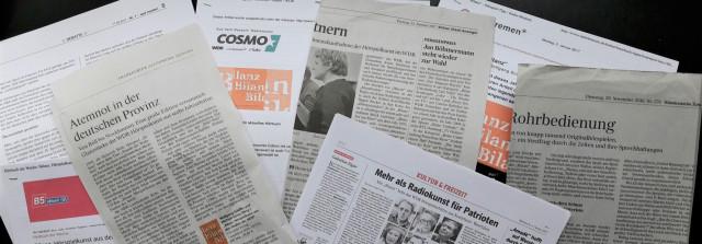 "Hörspiel-Anthologie ""Bilanz"""