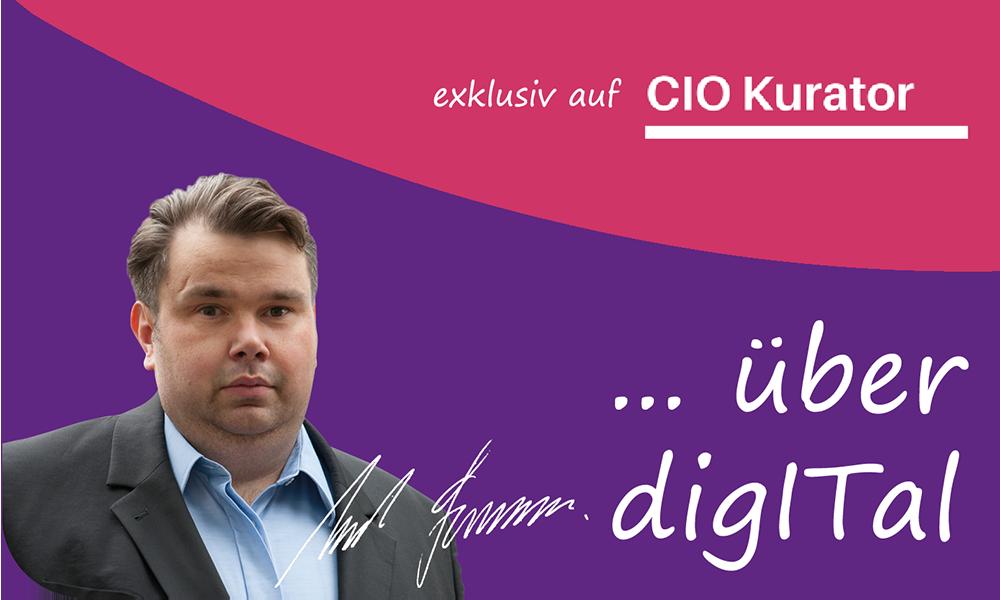 Axel Oppermann … über digITAL: Fachabteilungen kaufen IT oftmals zu teuerein