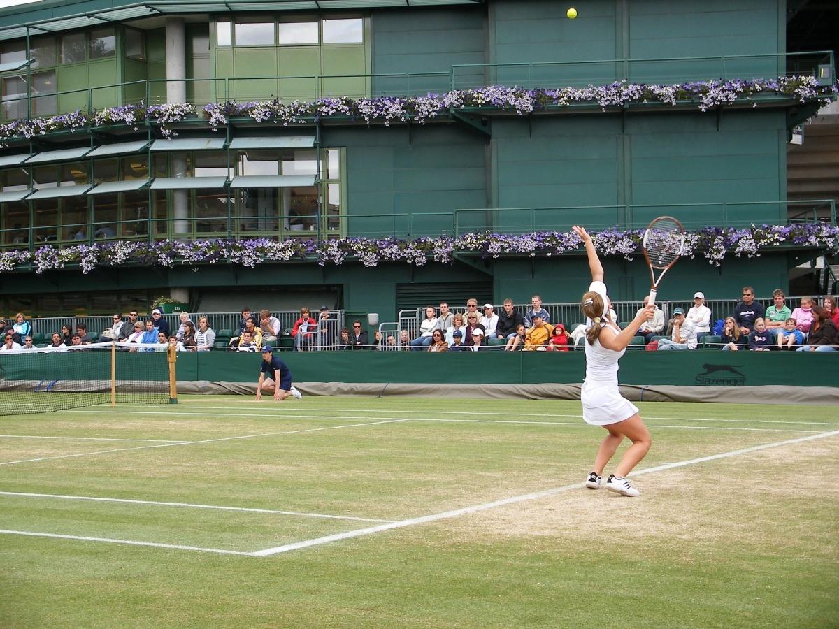 Watson in Wimbledon: Künstliche Intelligenz spieltTennis